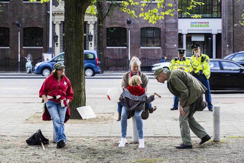 Anti rutte demonstratie amsterdam 3 for Demonstratie amsterdam