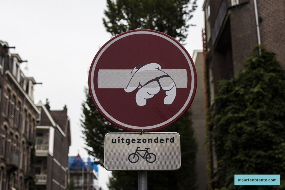CLET in AMSTERDAM #2