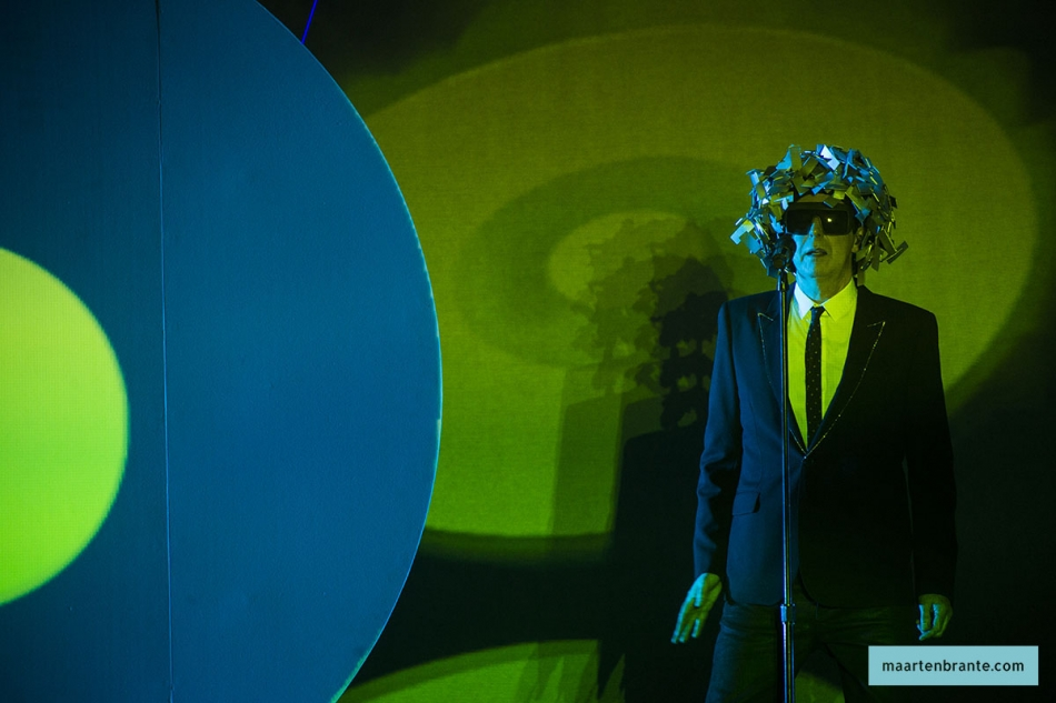 Pet Shop Boys Super Carre 2017